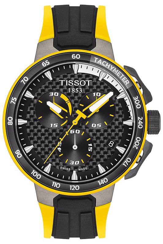 Tissot T111.417.37.201.00 - zegarek męski