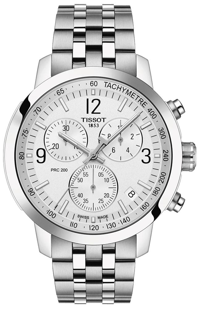 Tissot T114.417.11.037.00 - zegarek męski