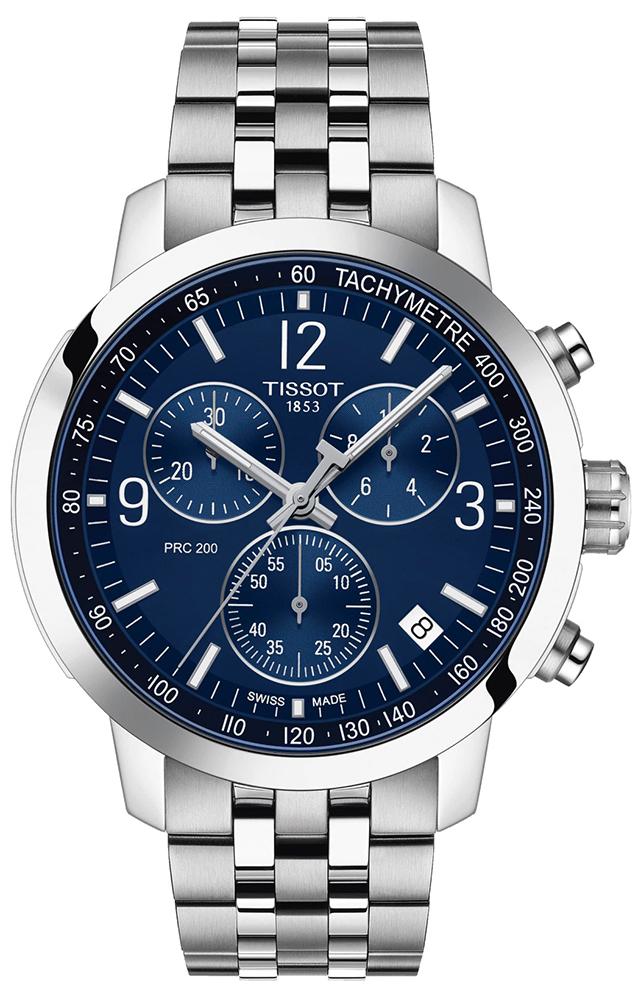 Tissot T114.417.11.047.00 - zegarek męski