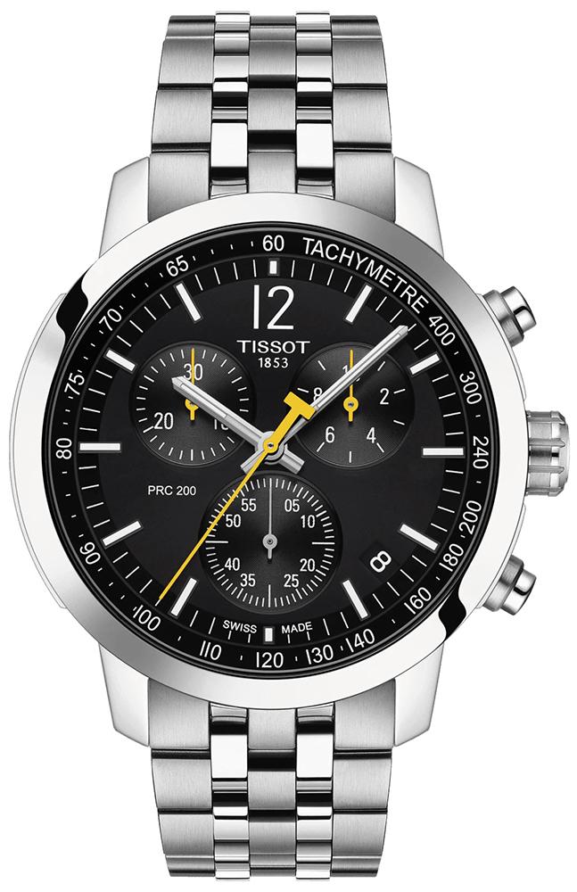 Tissot T114.417.11.057.00 - zegarek męski