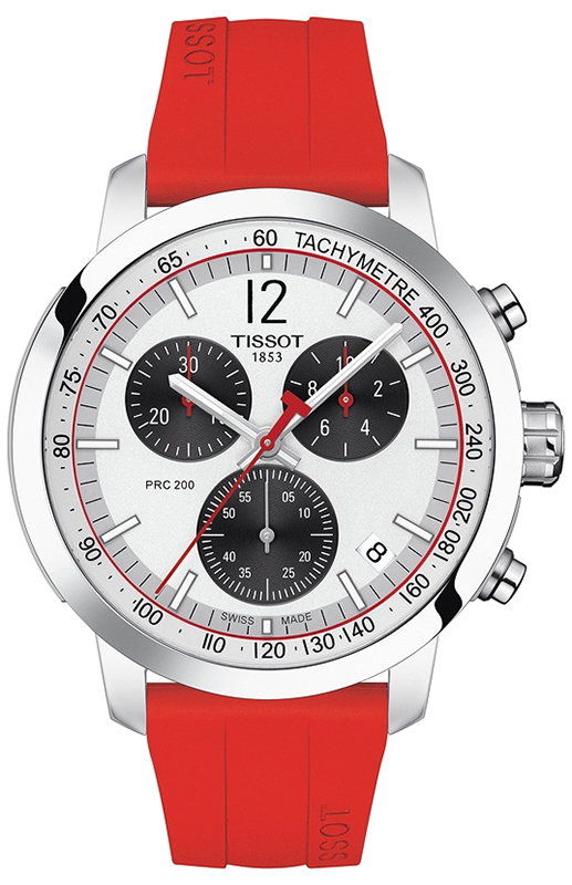 Tissot T114.417.17.037.02 - zegarek męski