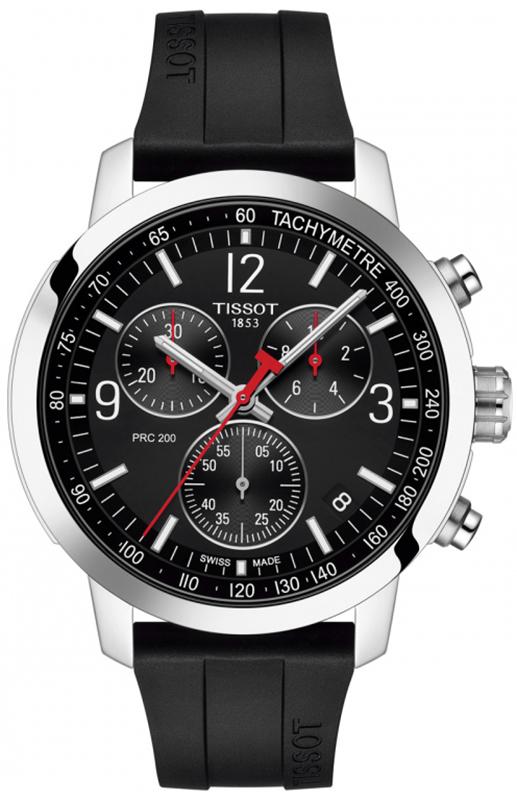Tissot T114.417.17.057.00 - zegarek męski