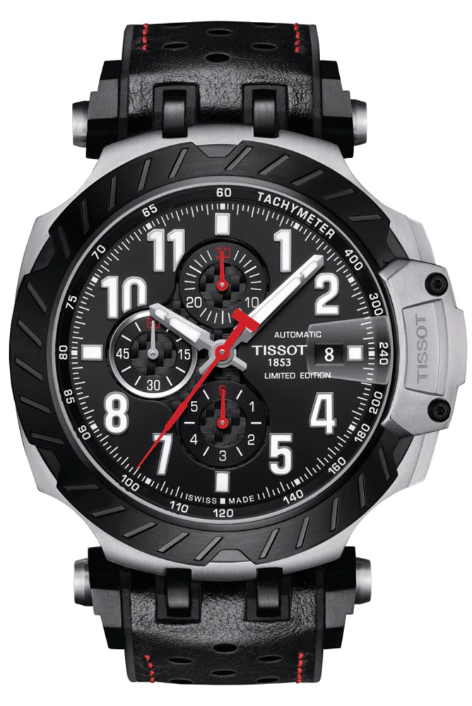 Tissot T115.427.27.057.00 - zegarek męski
