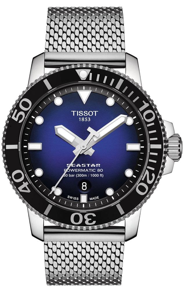 Tissot T120.407.11.041.02 - zegarek męski