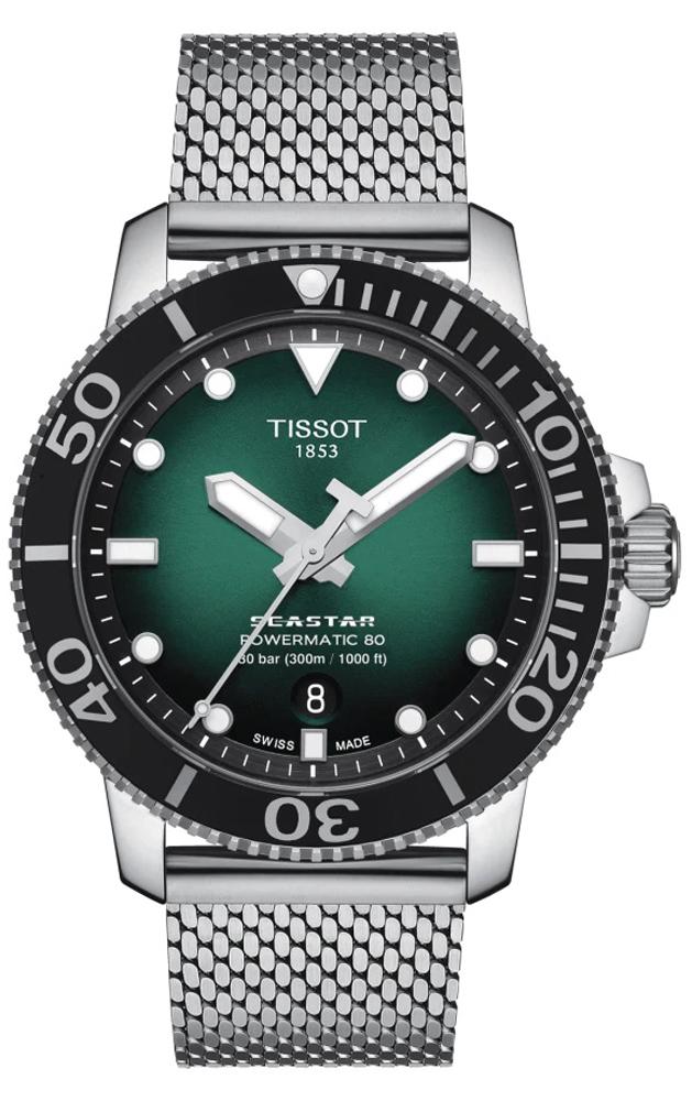 Tissot T120.407.11.091.00 - zegarek męski