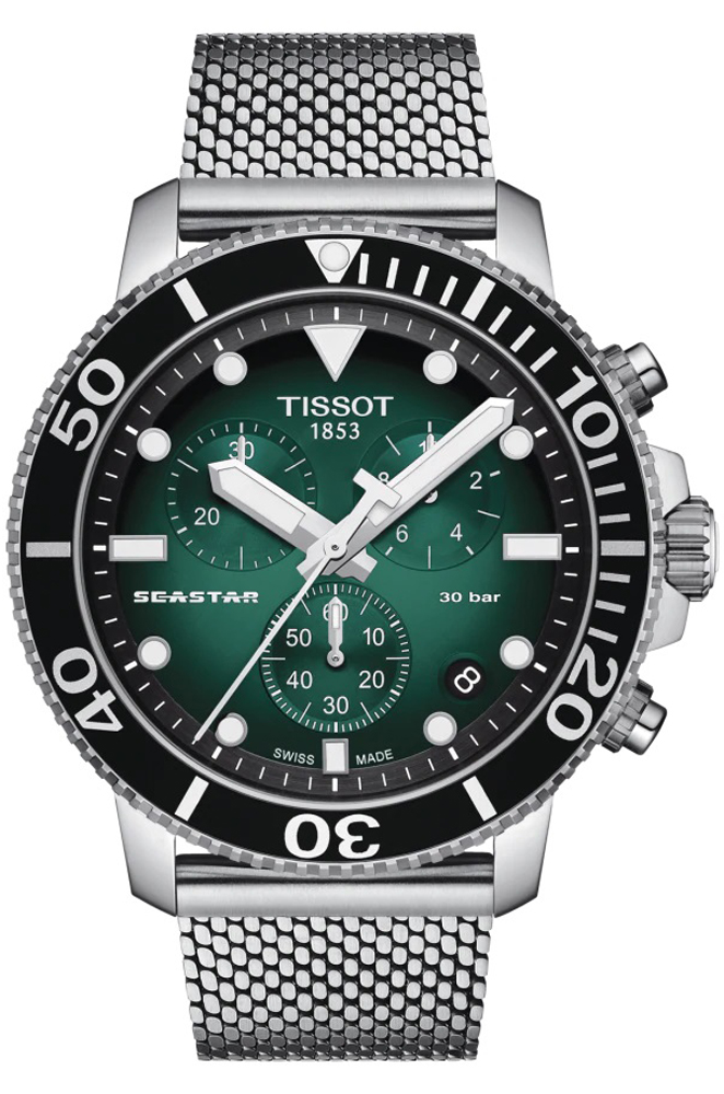 Tissot T120.417.11.091.00 - zegarek męski