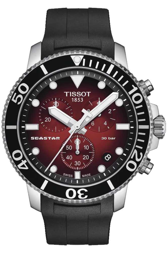 Tissot T120.417.17.421.00 - zegarek męski