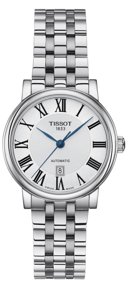 Tissot T122.207.11.033.00 - zegarek damski