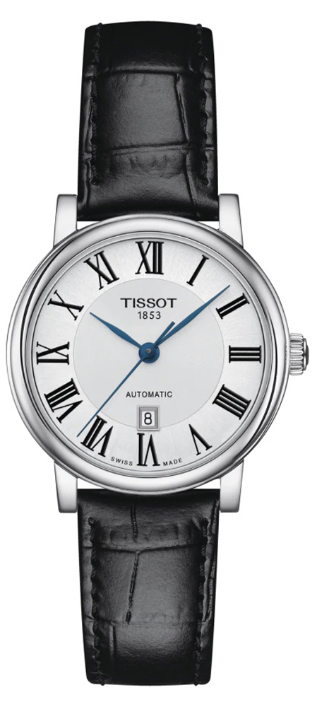 Tissot T122.207.16.033.00 - zegarek damski
