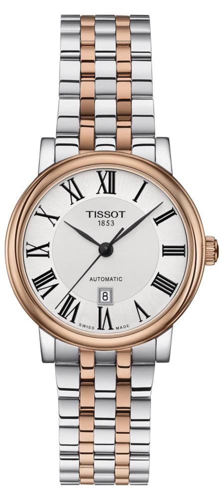 Tissot T122.207.22.033.00 - zegarek damski