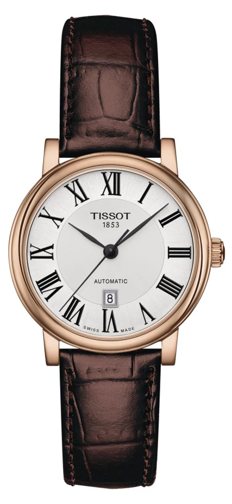Tissot T122.207.36.033.00 - zegarek damski