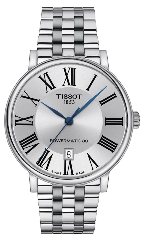 Tissot T122.407.11.033.00 - zegarek męski
