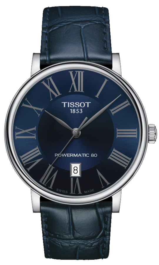 Tissot T122.407.16.043.00 - zegarek męski