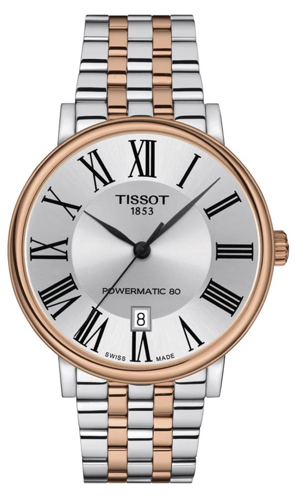 Tissot T122.407.22.033.00 - zegarek męski
