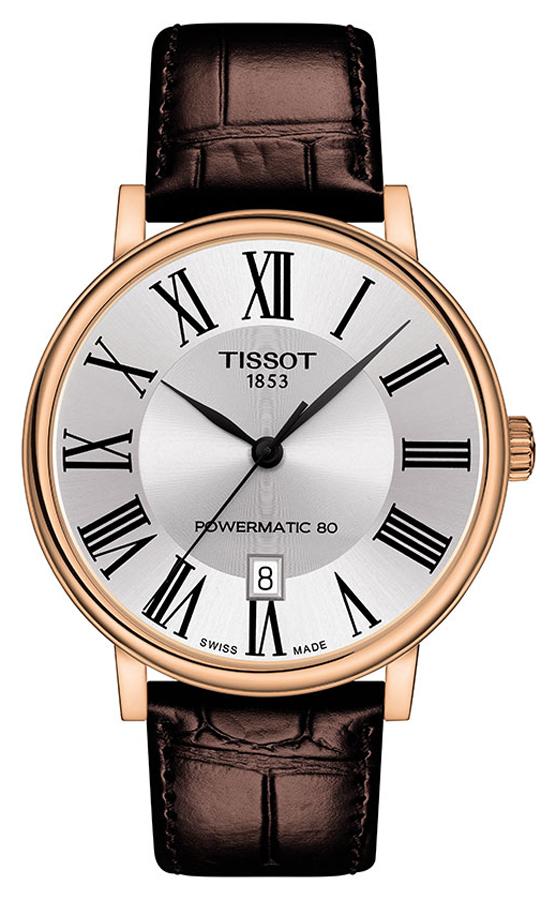 Tissot T122.407.36.033.00 - zegarek męski