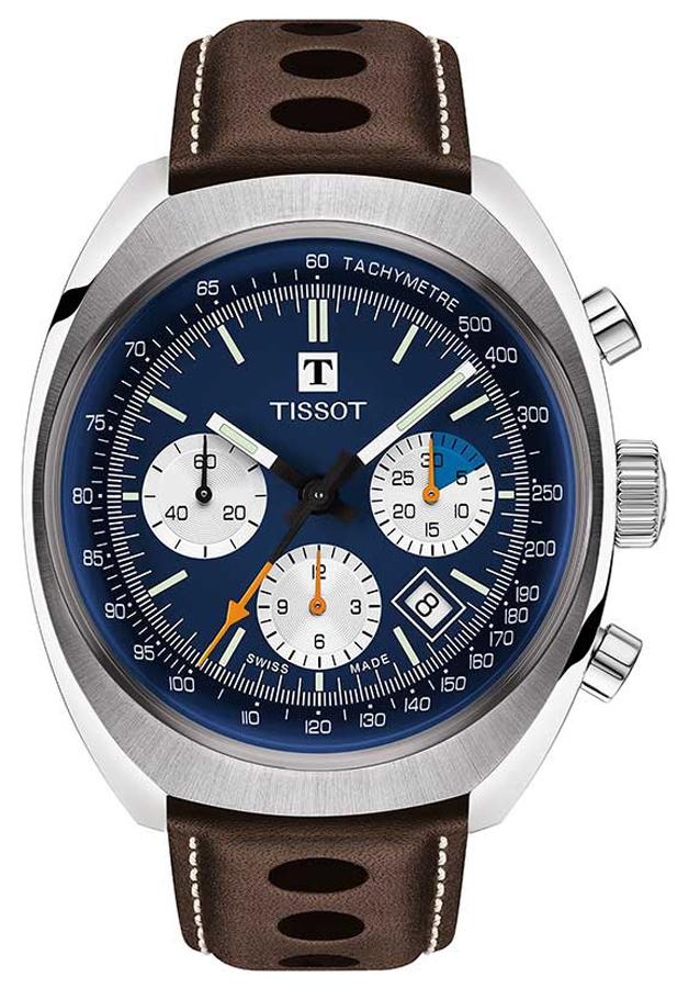 Tissot T124.427.16.041.00 - zegarek męski