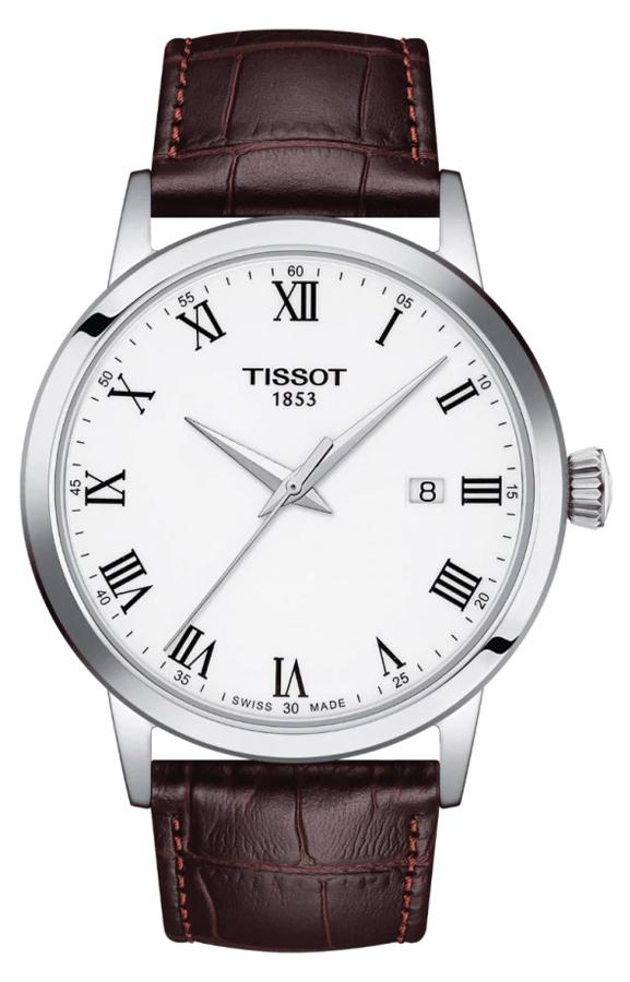 Tissot T129.410.16.013.00 - zegarek męski