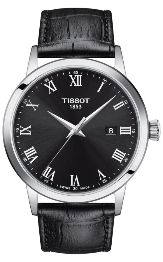Tissot T129.410.16.053.00 - zegarek męski