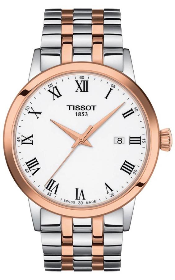 Tissot T129.410.22.013.00 - zegarek męski