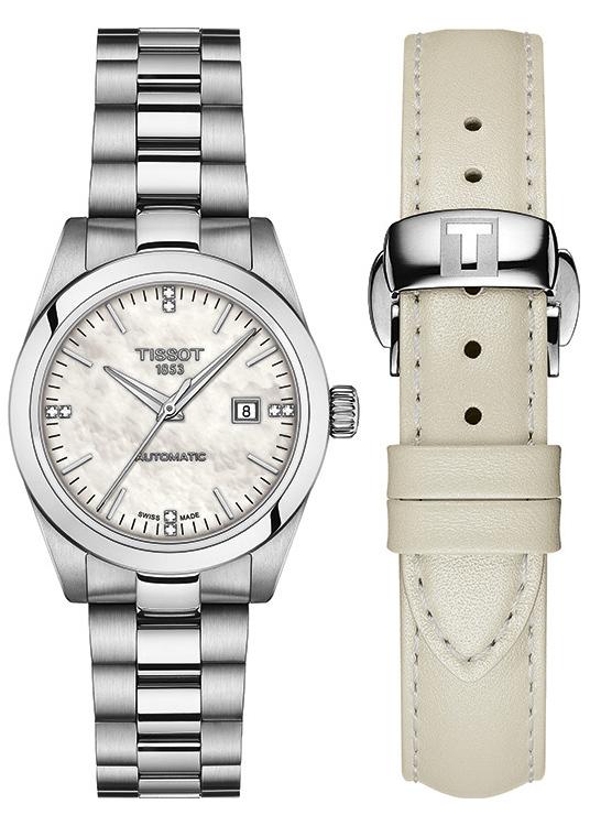 Tissot T132.007.11.116.00 - zegarek damski