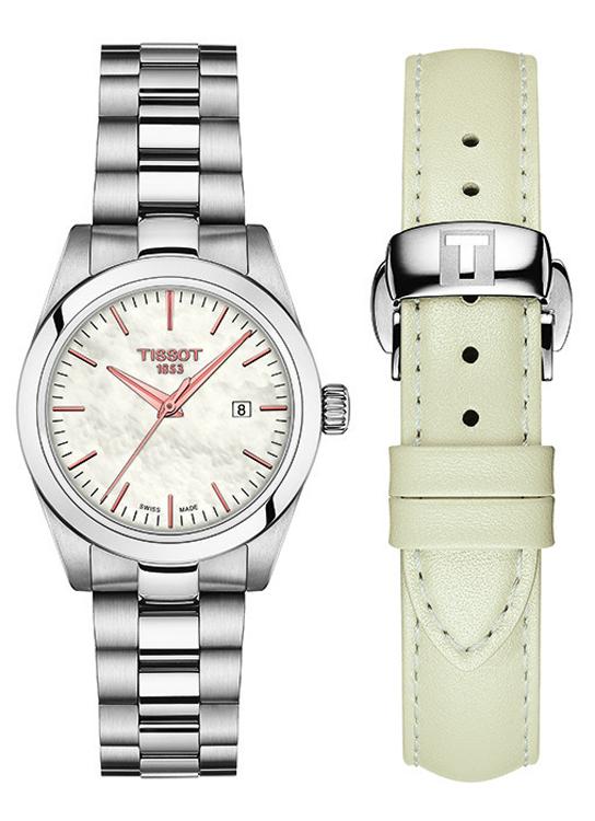 Tissot T132.010.11.111.00 - zegarek damski