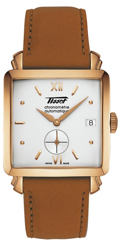 Tissot T71.8.625.33 - zegarek damski