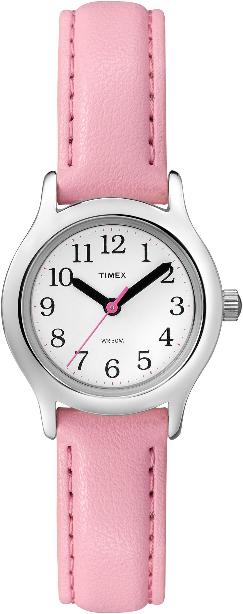 Timex T79081 - zegarek dla dziewczynki