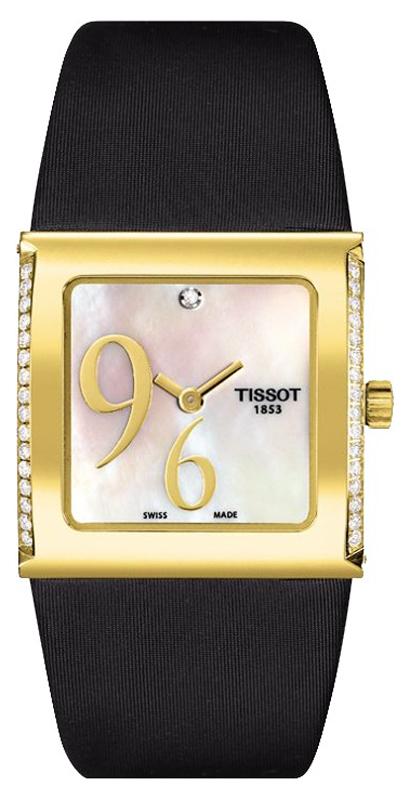 Tissot T900.309.18.102.00 - zegarek damski