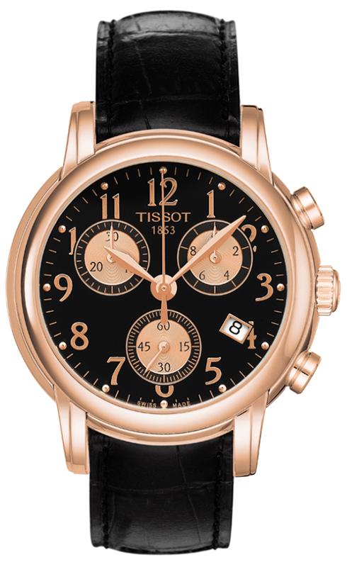 Tissot T906.217.76.052.00 - zegarek damski