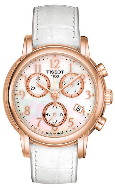 Tissot T906.217.76.112.00 - zegarek damski