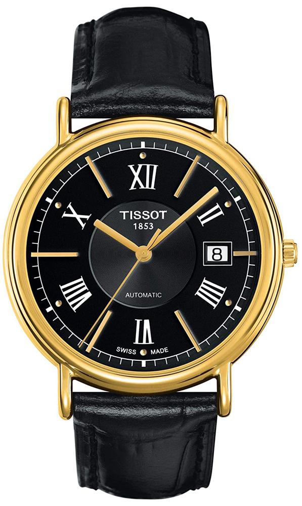 Tissot T907.407.16.058.00 - zegarek męski