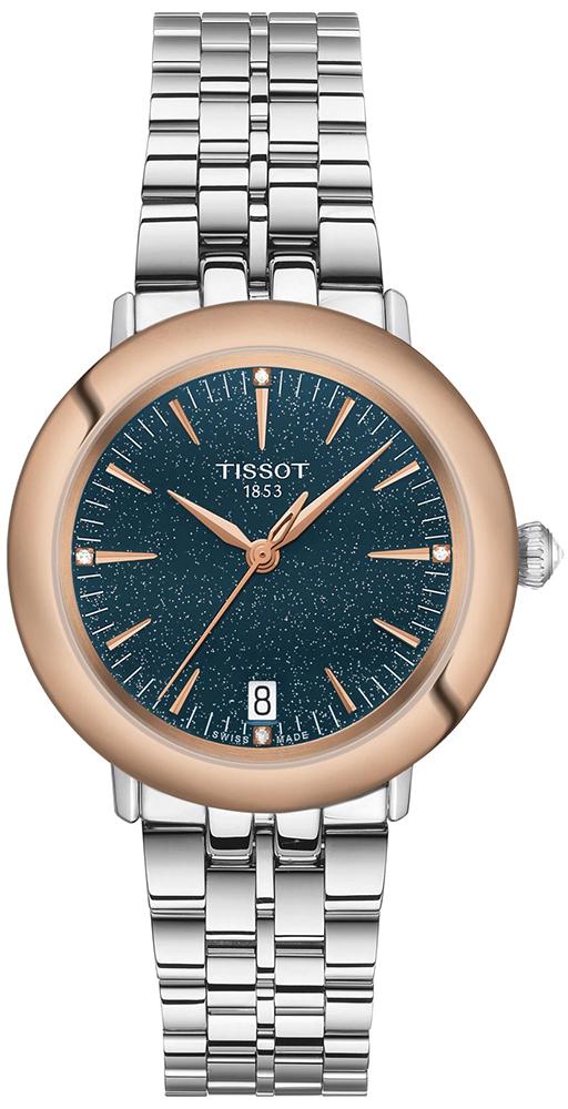Tissot T929.210.41.046.00 - zegarek damski