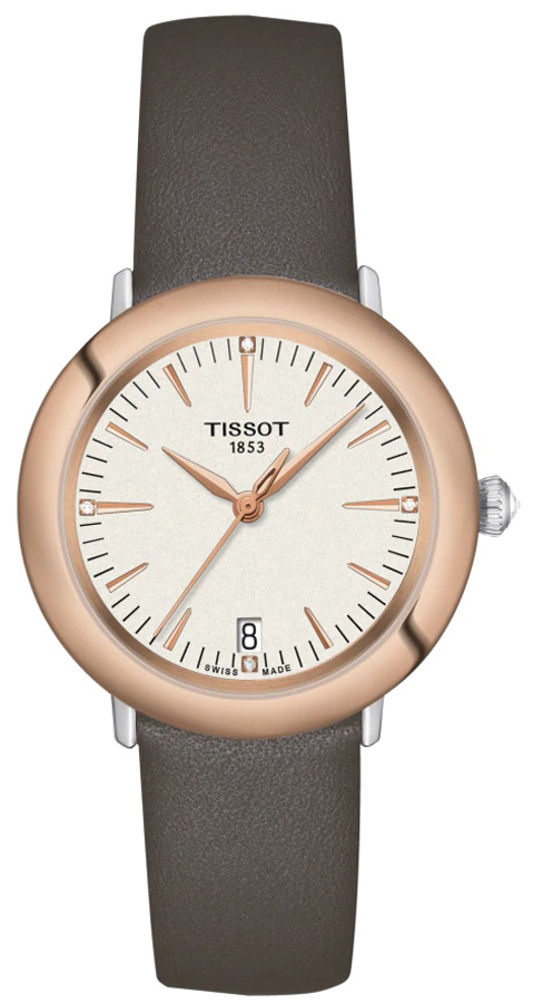 Tissot T929.210.46.266.00 - zegarek damski