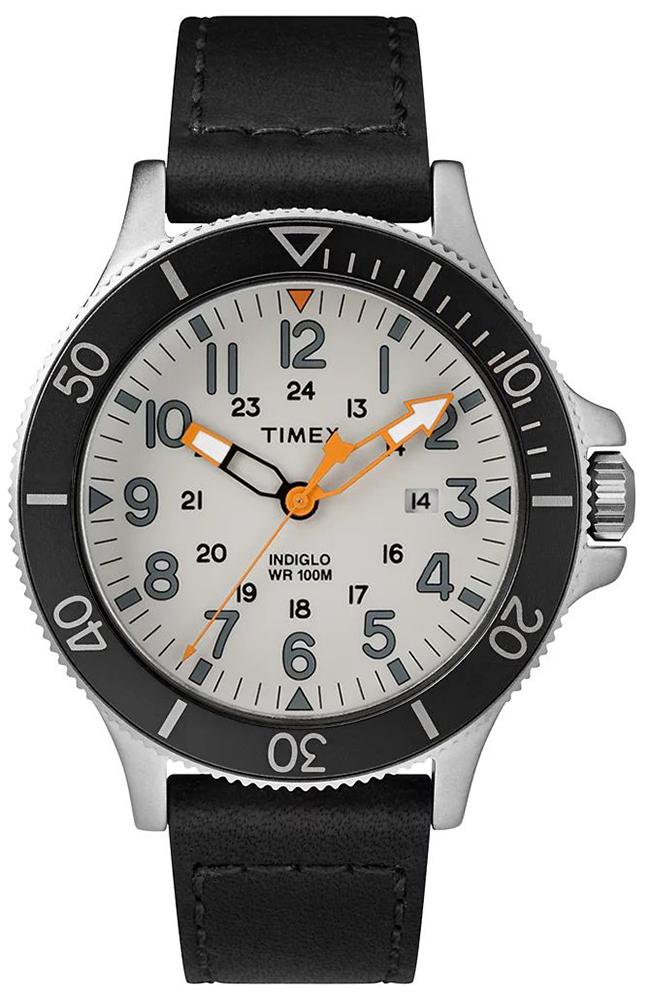 Timex TW2R67400B - zegarek męski