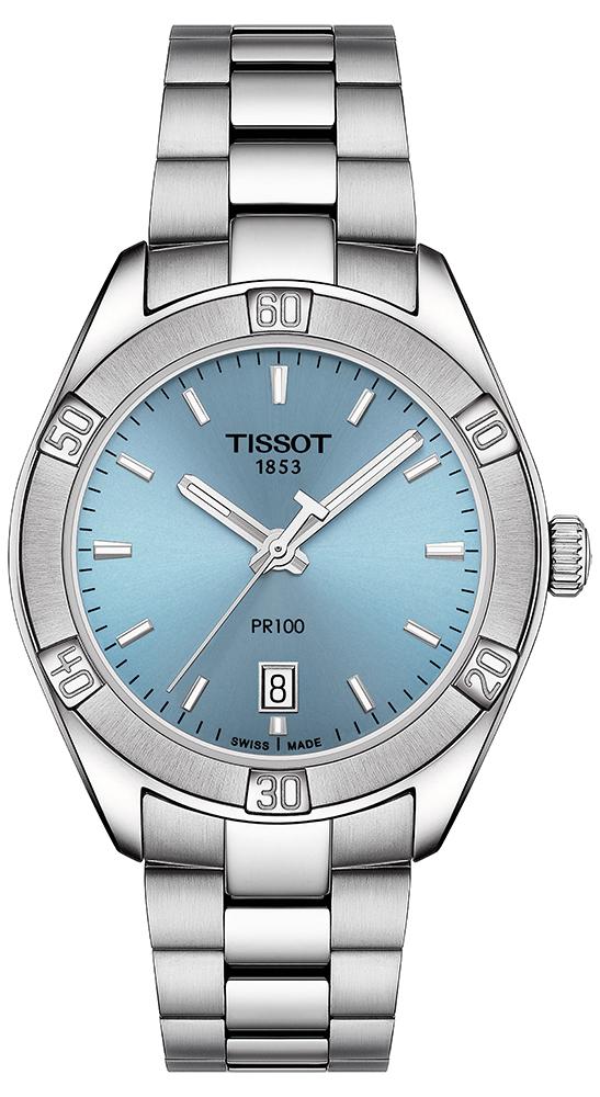 Tissot T101.910.11.351.00 - zegarek damski