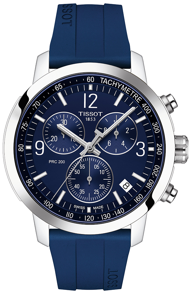 Tissot T114.417.17.047.00 - zegarek męski