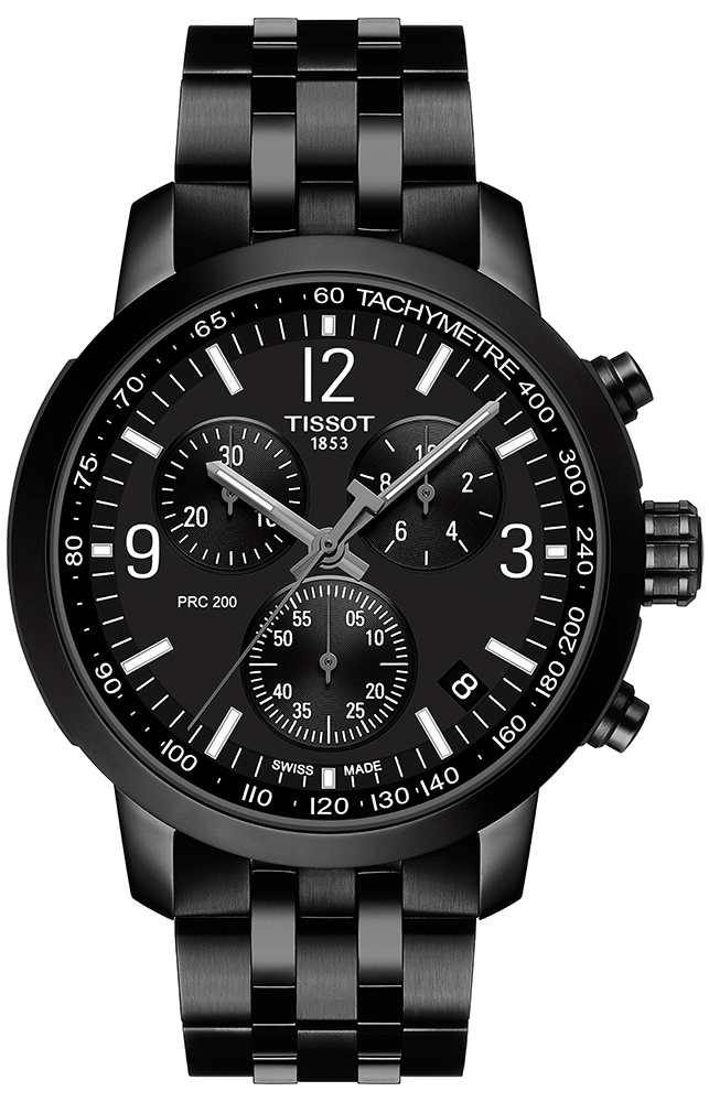 Tissot T114.417.33.057.00 - zegarek męski