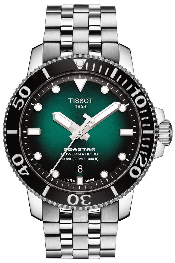 Tissot T120.407.11.091.01 - zegarek męski