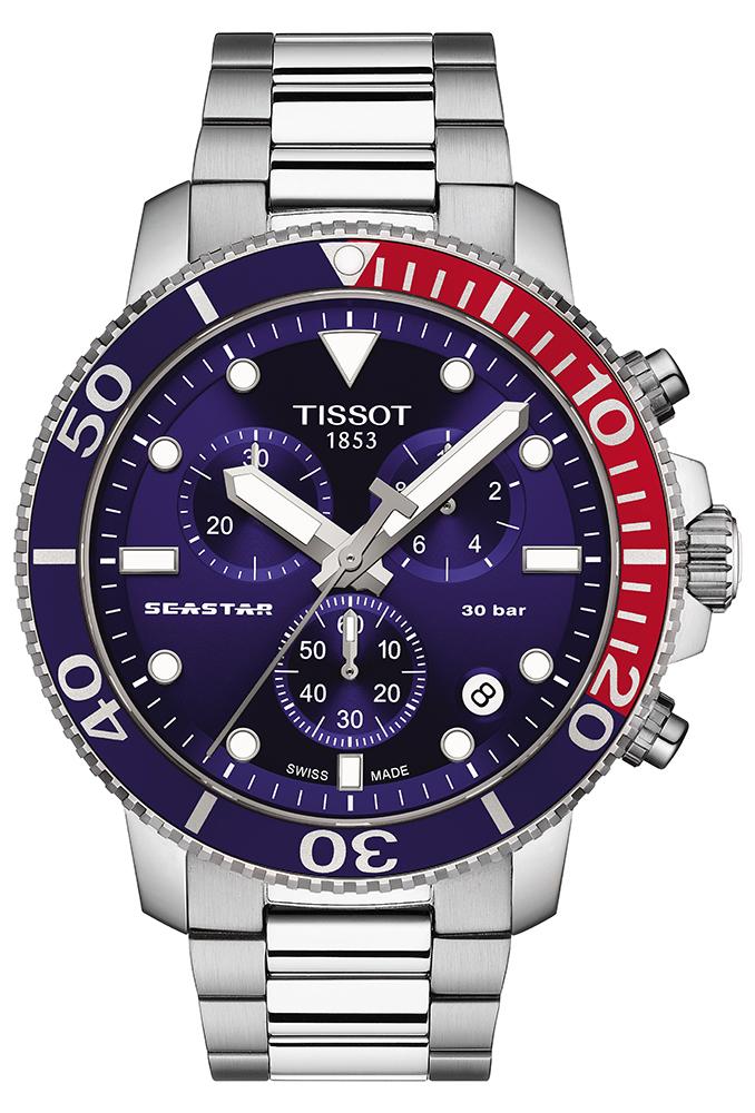 Tissot T120.417.11.041.03 - zegarek męski