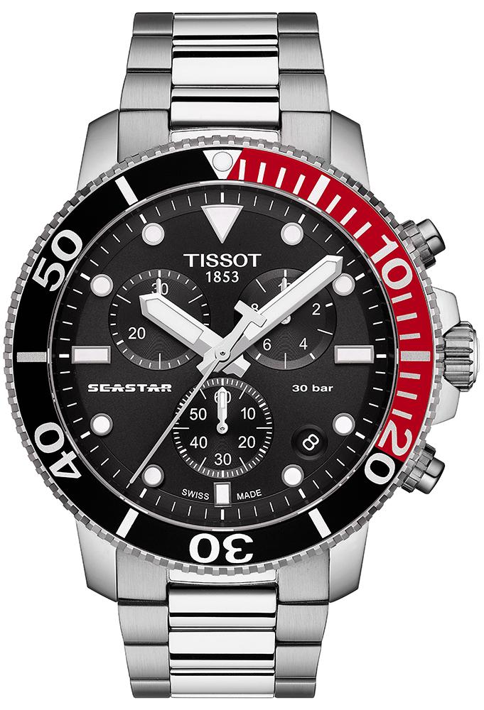 Tissot T120.417.11.051.01 - zegarek męski