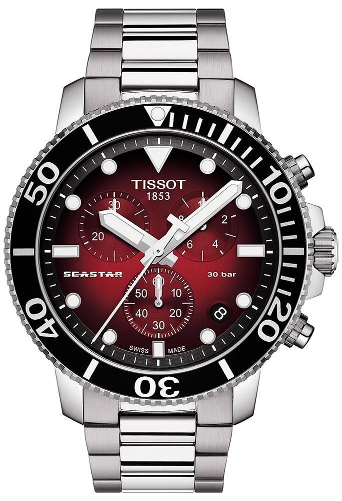 Tissot T120.417.11.421.00 - zegarek męski