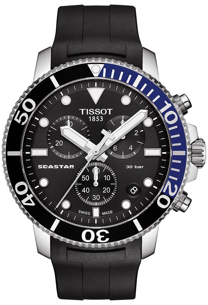 Tissot T120.417.17.051.02 - zegarek męski