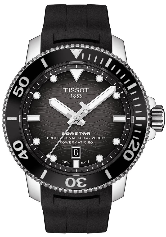 Tissot T120.607.17.441.00 - zegarek męski