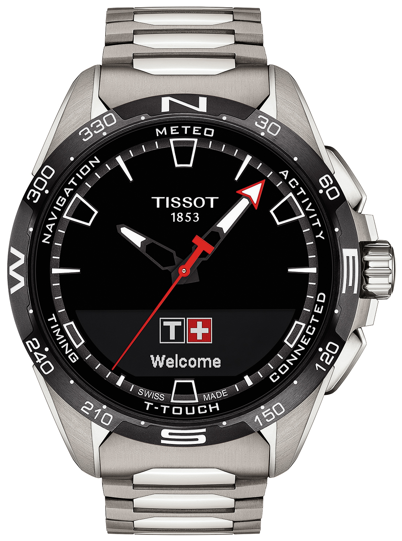 Tissot T121.420.44.051.00 - zegarek męski