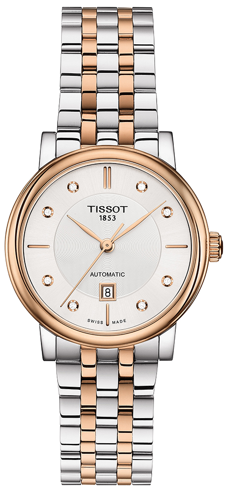 Tissot T122.207.22.036.00 - zegarek damski