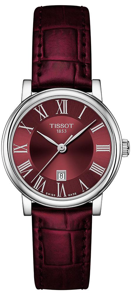 Tissot T122.210.16.373.00 - zegarek damski