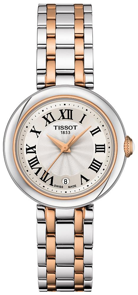 Tissot T126.010.22.013.01 - zegarek damski