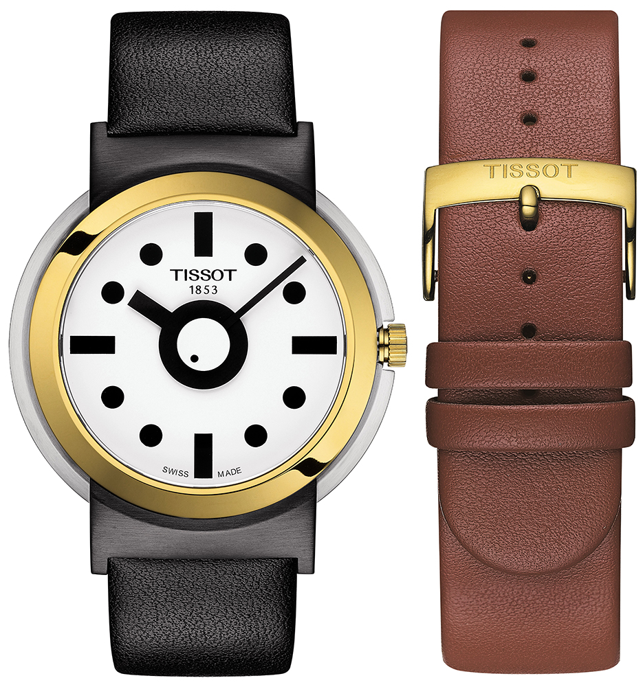 Tissot T134.410.27.011.00 - zegarek męski
