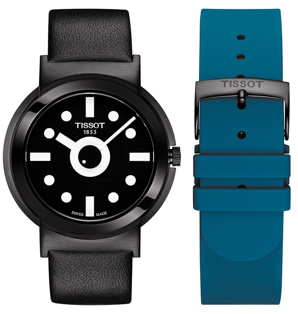 Tissot T134.410.37.051.00  - zegarek męski