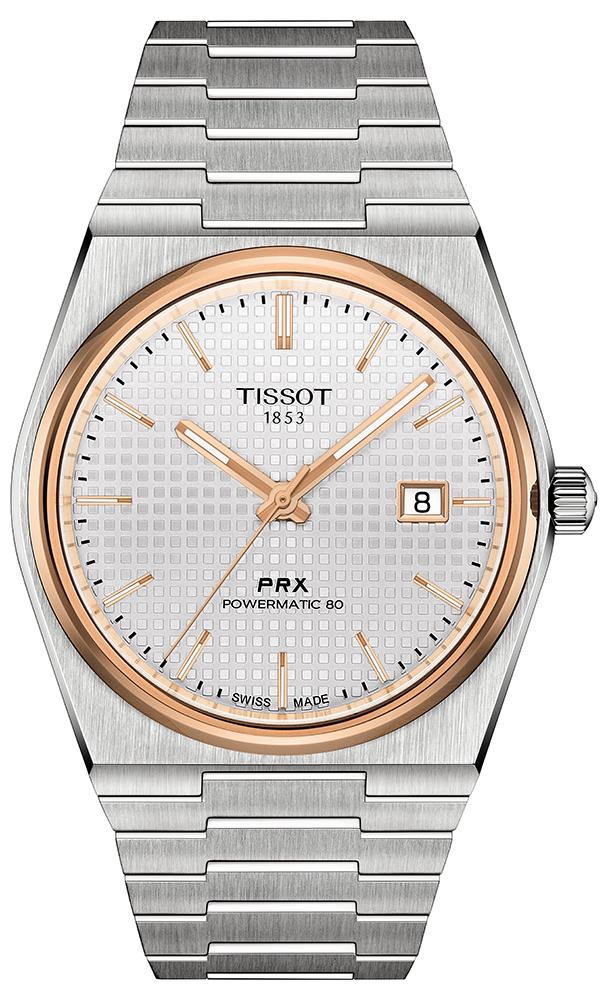 Tissot T137.407.21.031.00 - zegarek męski